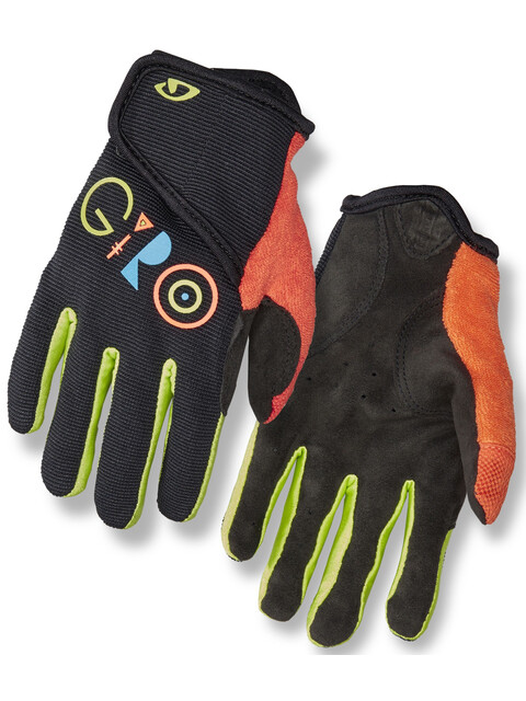 Giro DND II Gloves Junior black multi